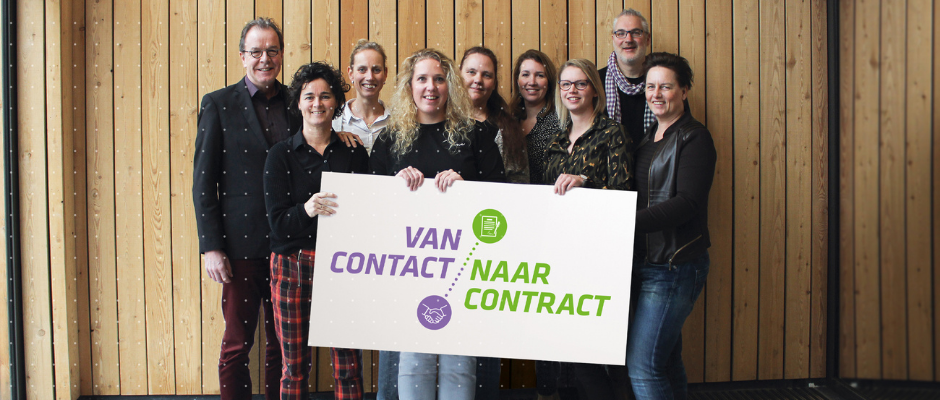 Van contact naar contract