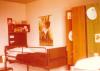 Slaapkamer eerste paviljoen