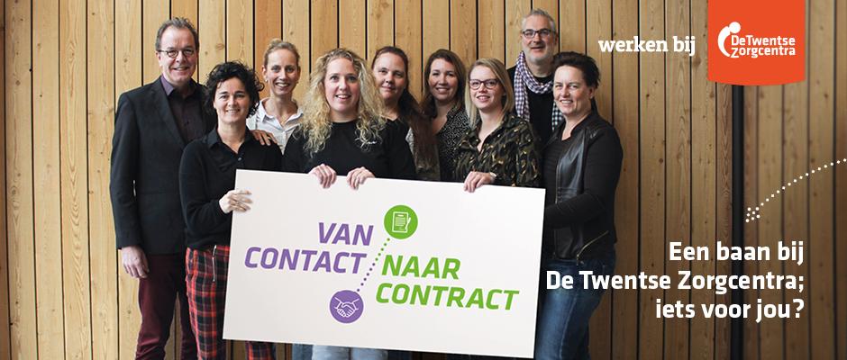Afgelast: Van contact naar contract 28 maart 2020