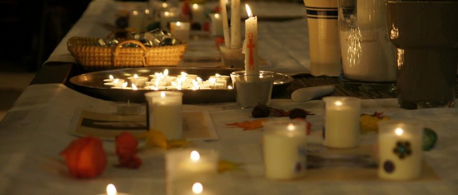 Herdenking overledenen