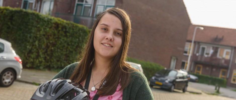 Marleen (19) bij Hart van Nederland!