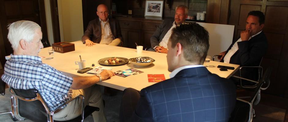 Donatie aan Stichting Fonds door PCI Nederland
