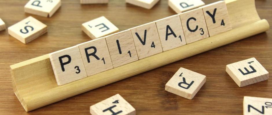 Kenniscafé 26 september - Privacy