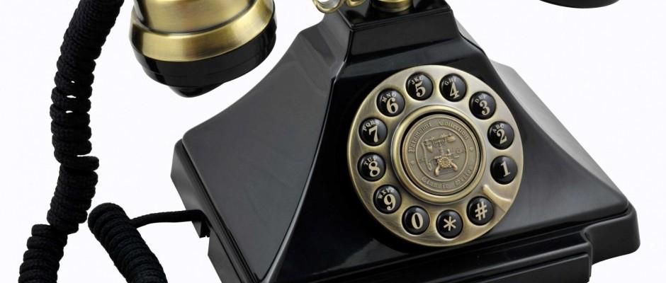 Storing vaste telefonie