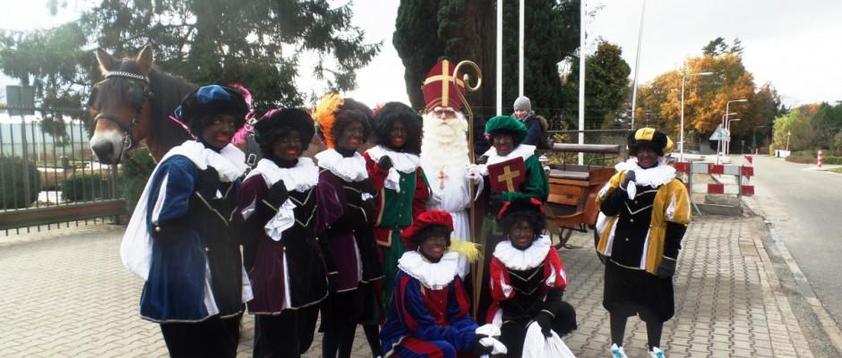 Intochten Sinterklaas