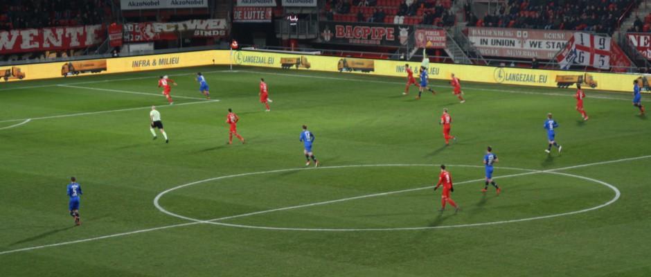 Met Huuskes naar FC Twente - AZ