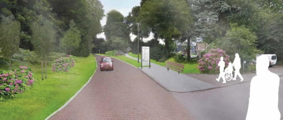 Presentatie Landschapsplan 't Bouwhuis