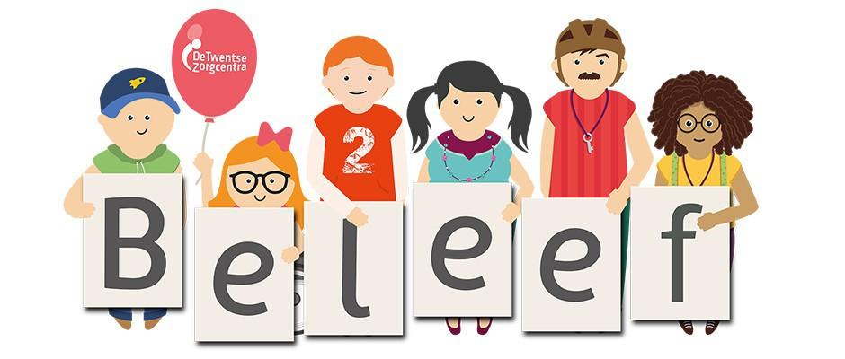 Uitnodiging: 'BELEEF'