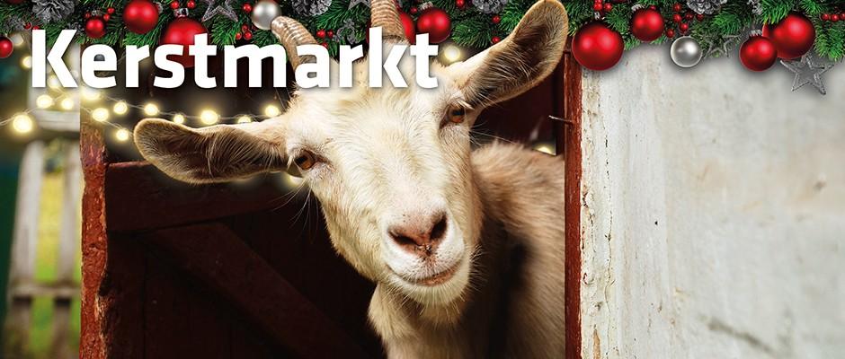 Kerstmarkt stadsboerderij Beeklust 12 december 2018