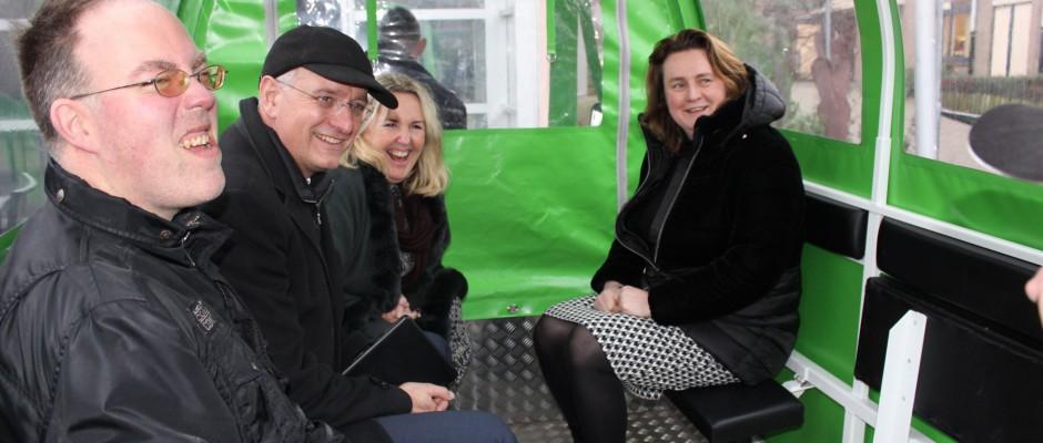 Bezoek burgemeester Enschede 19 december 2018