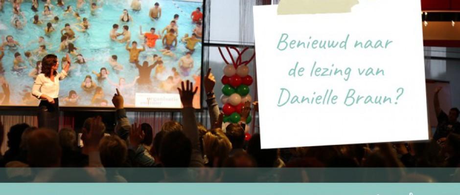 De wereld rond met Danielle Braun