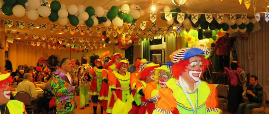 Super carnavalsfeest op de LosserHof