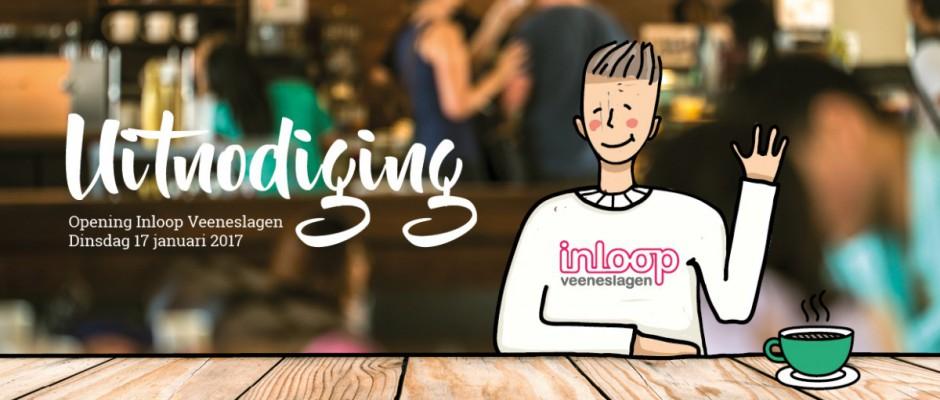 Officiële opening Inloop Veeneslagen