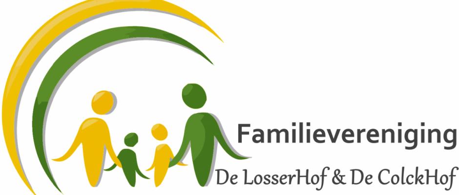Algemene Ledenvergadering familievereniging LosserHof & ColckHof