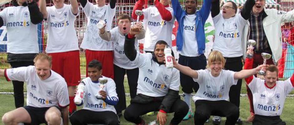 Voetbaltoernooi met FC Twente
