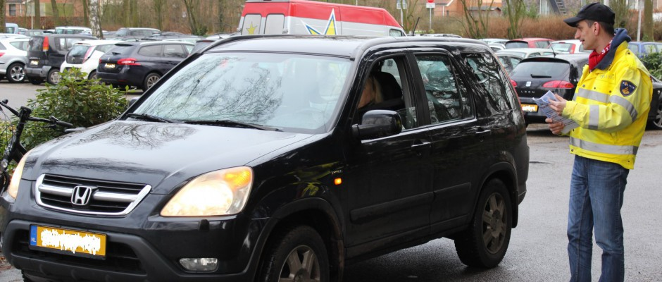Clienten vragen aandacht voor nieuwe verkeersregels 't Bouwhuis