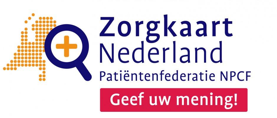 Afbeeldingsresultaat voor zorgkaart nederland logo