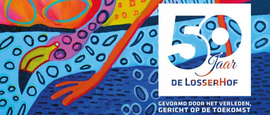 Anton Maas, Raad van Bestuur, trots op succes feestweek LosserHof 50 jaar