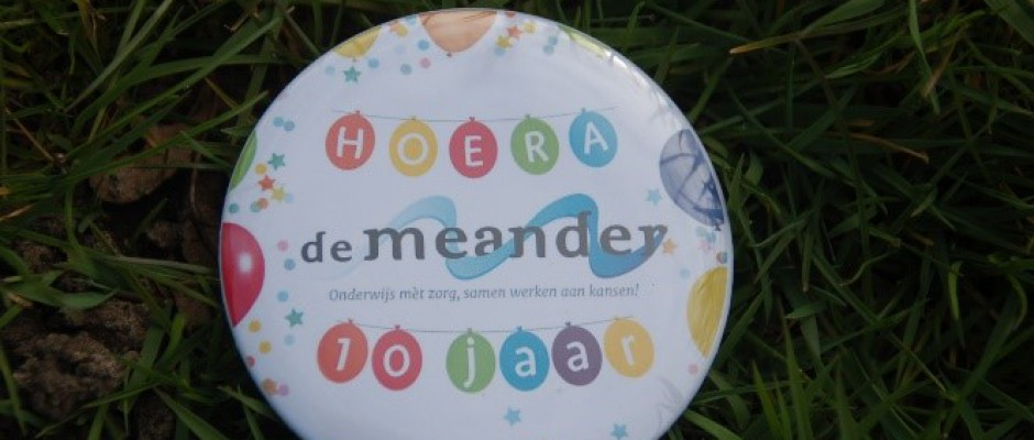 De Meander bestaat 10 jaar!