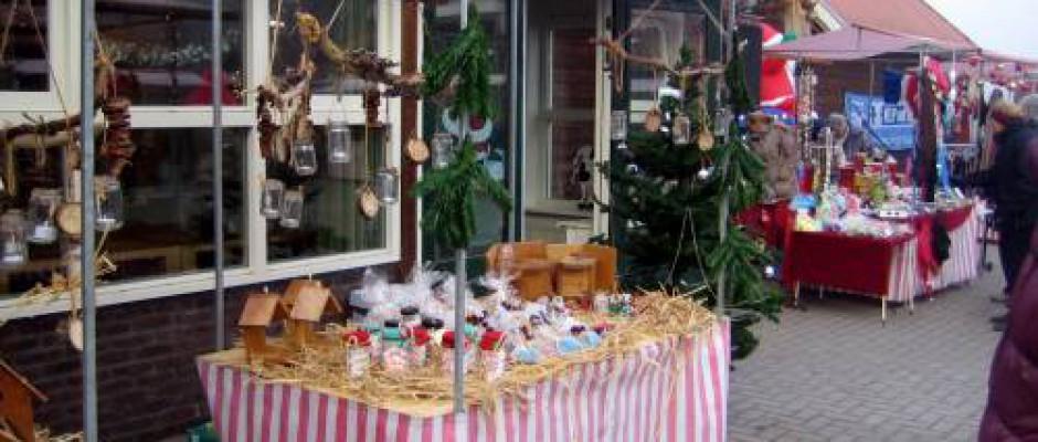 Kerstmarkten bij locaties van De Twentse Zorgcentra