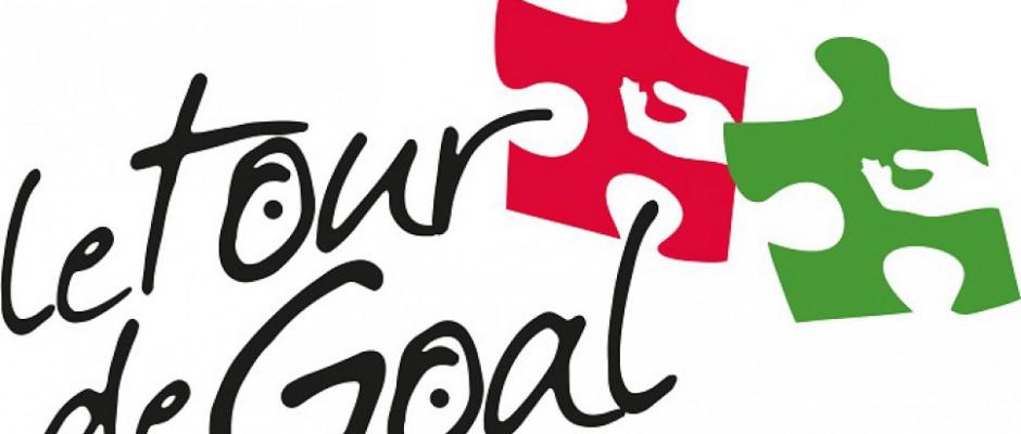 Le Tour de Goal donderdag 11 juli a.s.