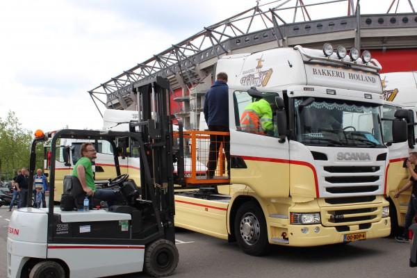 TruckRun 2014