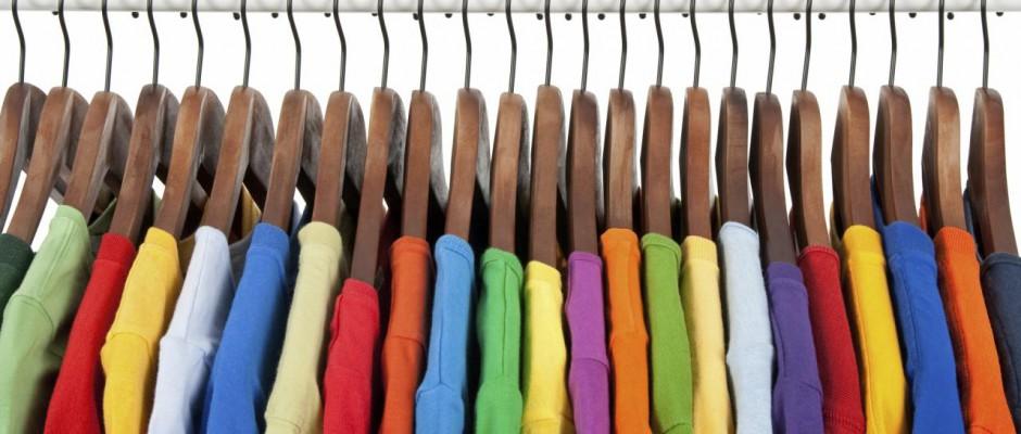 Barcodelabels in kleding afmelden