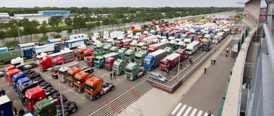 Jubileumeditie TruckRun geweldig