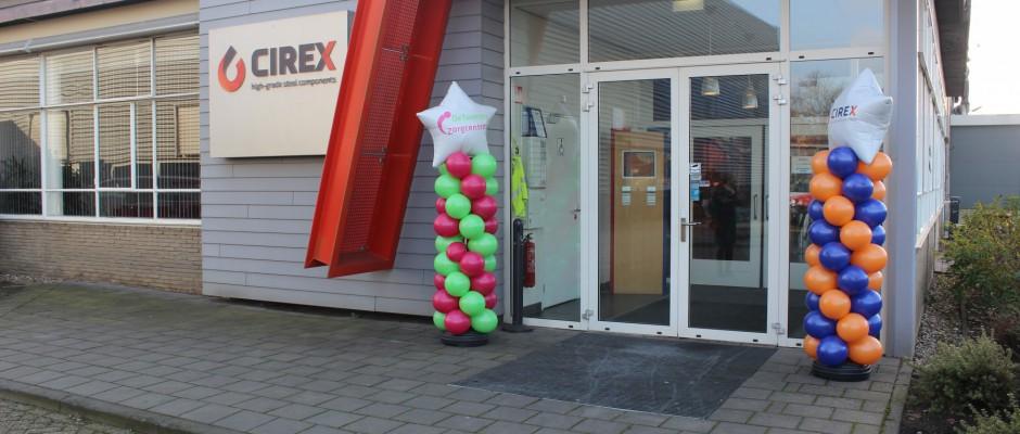 12,5 jarig jubileum Leerwerkbedrijf CIREX