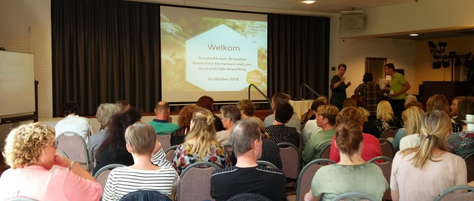 Mini-symposium 'Palliatieve zorg in de VG-sector'