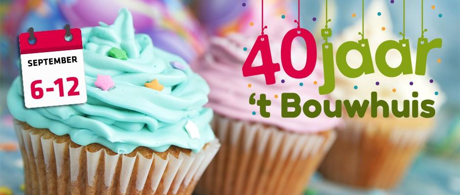 40 jaar 't Bouwhuis