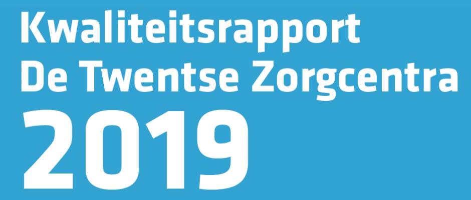 Kwaliteitsrapport 2019