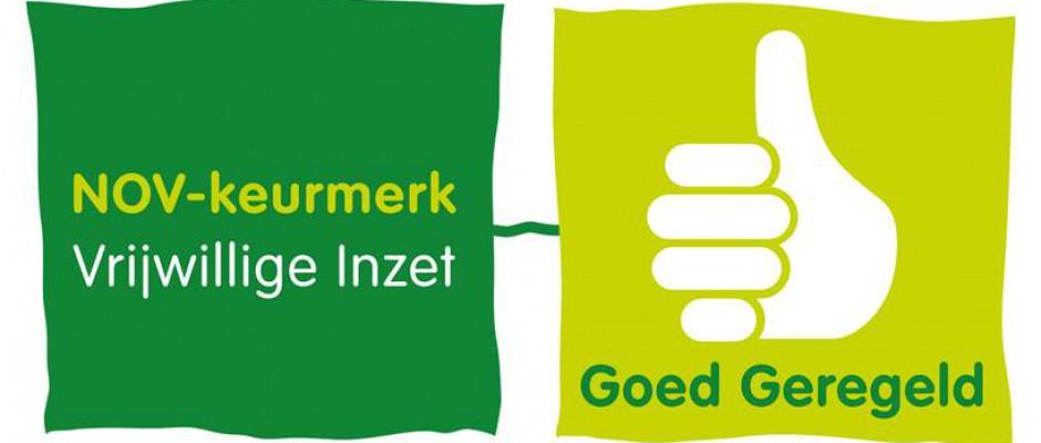 De Twentse Zorgcentra ontvangt landelijk NOV keurmerk Goed Geregeld