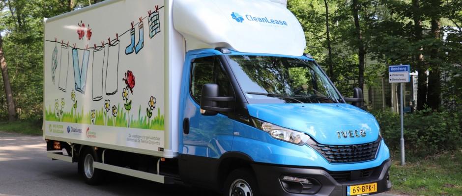 Vrachtwagen CleanLease