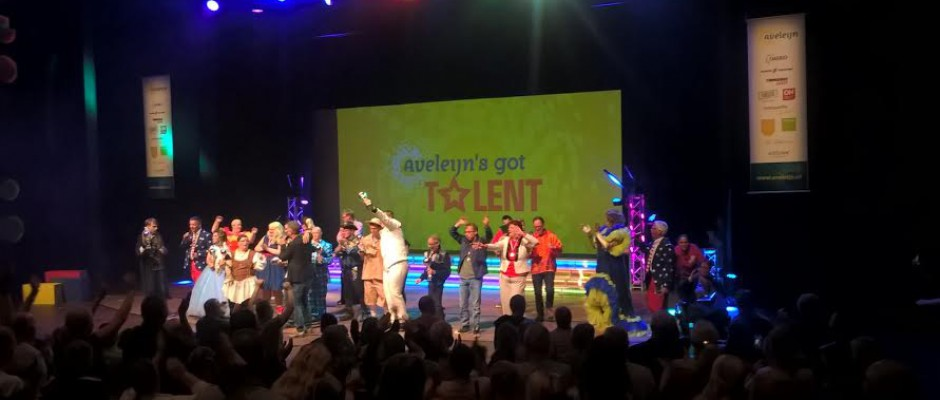 Winnaars Aveleijn's got Talent 2016
