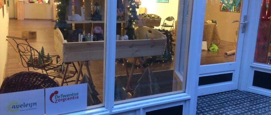 Pop-up store 'de winkel' in Oldenzaal gestopt