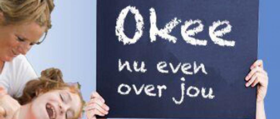 Event 'Okee, nu even over jou'
