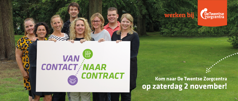 Van contact naar contract 2 november 2019