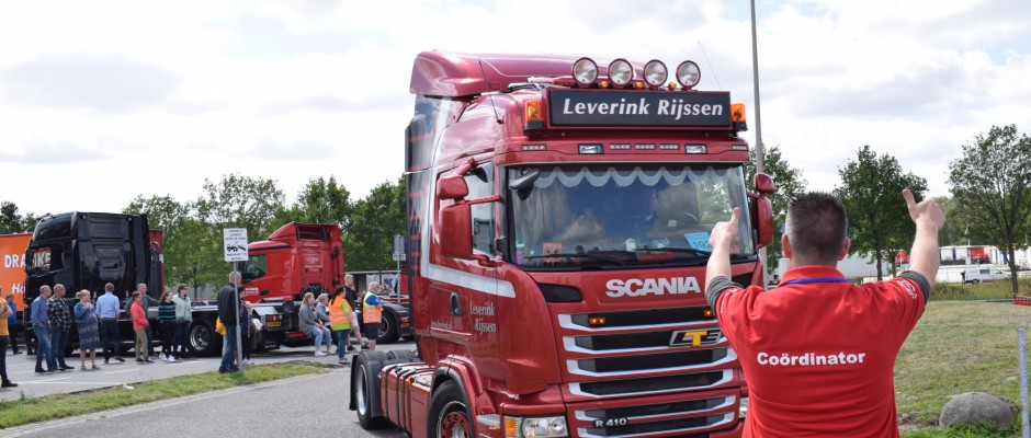 TruckRun 2019