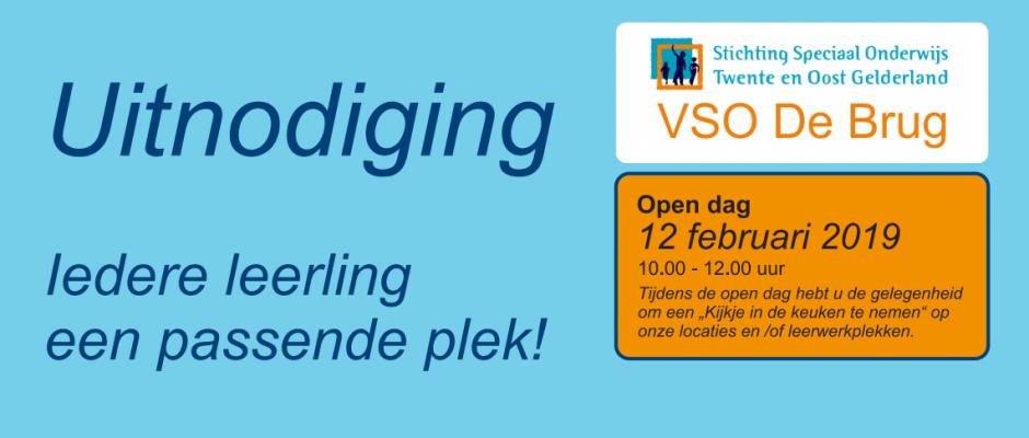 Open Dag VSO De Brug