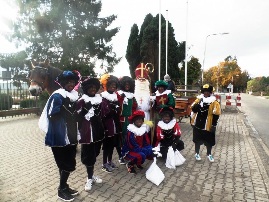 Intochten Sinterklaas De Twentse Zorgcentra